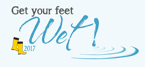 Get Your Feet Wet!